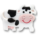 Cow<br>Personalized Ornament