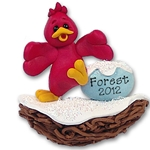 Rockin' Robin<br>Personalized Ornament