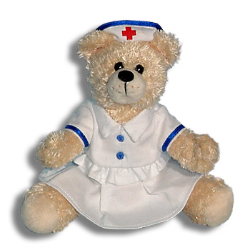 Belly Bear Buddy<br>Nurse Bear
