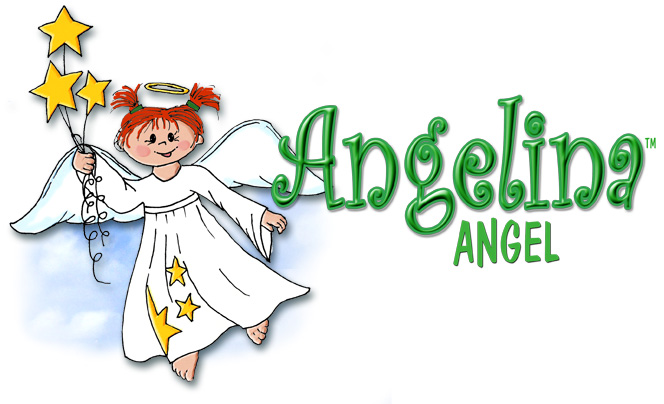 Angelina Angel Logo