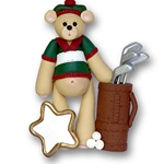 Belly Bear Golfer SALE! 50% OFF