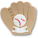 Baseball Glove<br>Personalized Ornament
